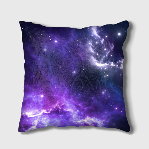 Подушка 3D Космическое небо Фото 01