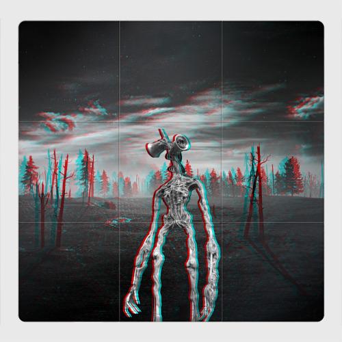 Siren Head Horror Glitch