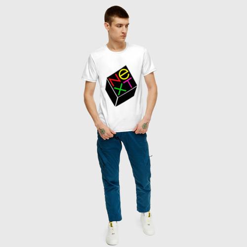 Мужская футболка хлопок NEXT Фото 01