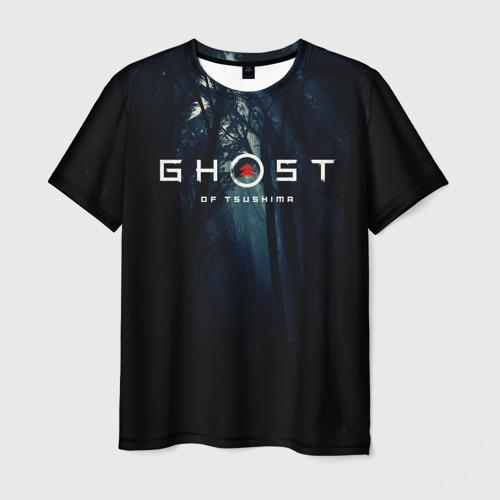 Ghost of Tsushima | Темный лес