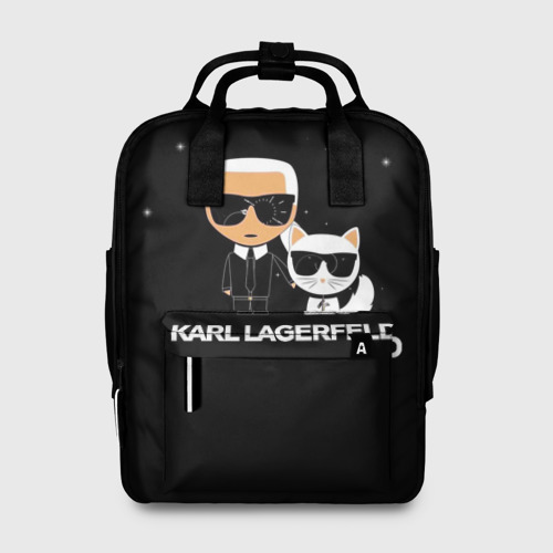Женский рюкзак 3D Karl Lagerfeld Фото 01