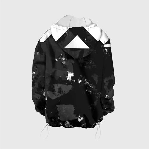 Детская куртка 3D Гранж-абстакция Фото 01