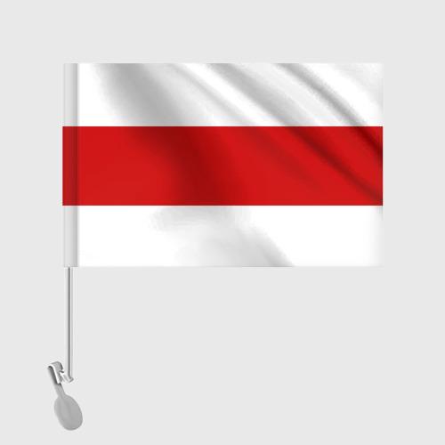 Флаг для автомобиля Первый флаг Беларуси Фото 01