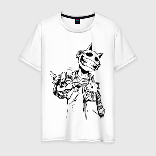 Мужская футболка хлопок Smile Man Фото 01