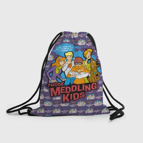 Meddling Kids аксессуары