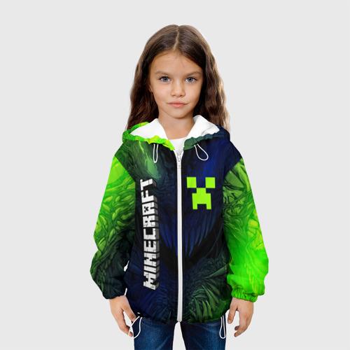 Детская куртка 3D MINECRAFT / МАЙНКРАФТ Фото 01