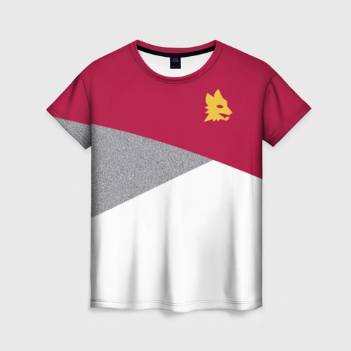 AS Roma   Red Design 21/22