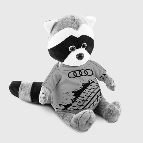 Игрушка Енотик в футболке 3D AUDI / АУДИ Фото 01