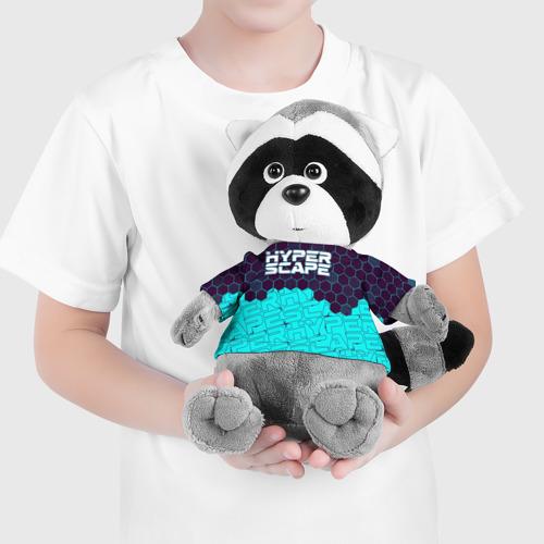 Игрушка Енотик в футболке 3D HYPER SCAPE / ХАЙПЕР СКЕЙП Фото 01