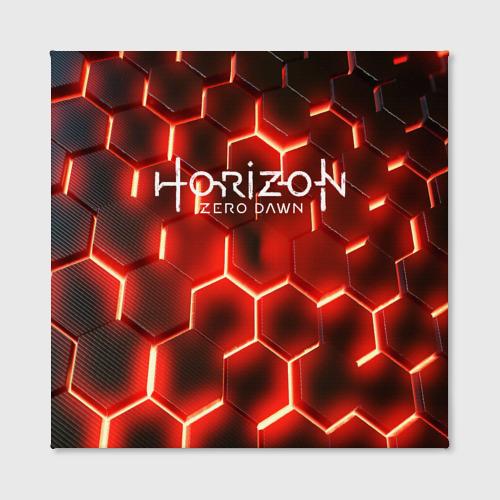 Холст квадратный Horizon Zero Dawn Фото 01