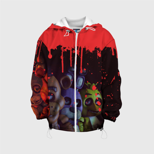 Детская куртка 3D Five Nights At Freddy's Фото 01