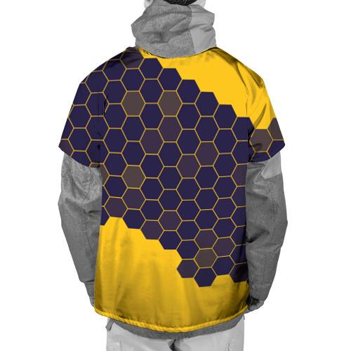 Накидка на куртку 3D RAINBOW SIX SIEGE / РАДУГА 6 Фото 01