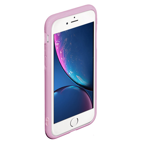Чехол для iPhone 6Plus/6S Plus матовый NIRVANA / НИРВАНА Фото 01