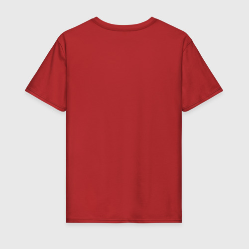 Мужская футболка хлопок Монстрик показывает язык Фото 01