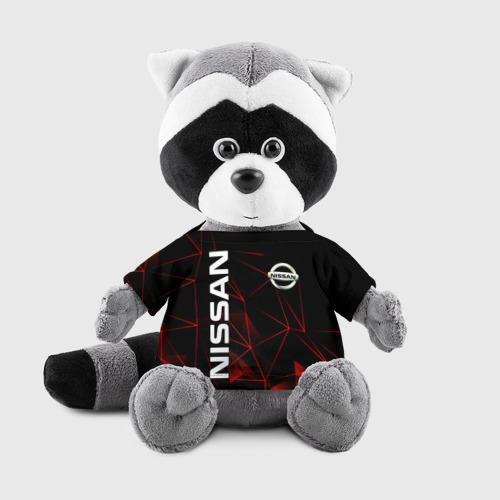 Игрушка Енотик в футболке 3D NISSAN Фото 01