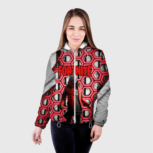 Женская куртка 3D FORTNITE / ФОРТНАЙТ Фото 01
