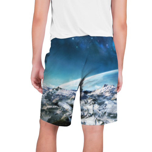 Мужские шорты 3D Космос (S) Фото 01