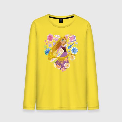 Rapunzel in Heart