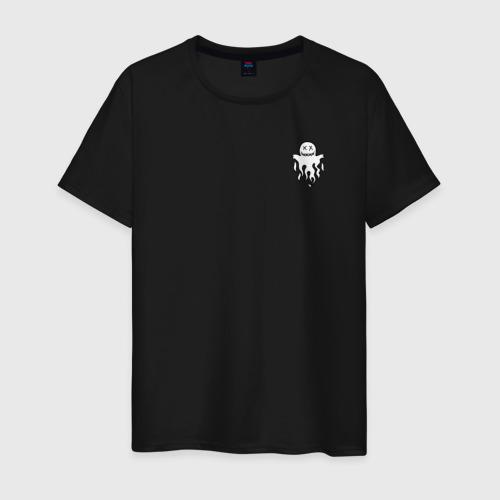 Мужская футболка хлопок Призрак Фото 01