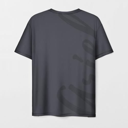 Мужская футболка 3D+ Ариэль Фото 01