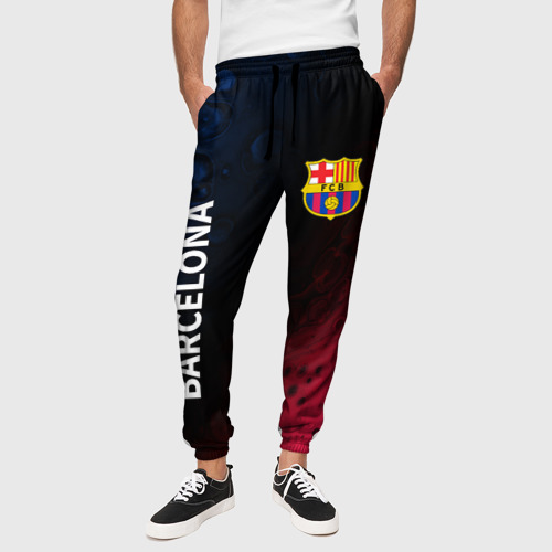 Мужские брюки 3D BARCELONA / БАРСЕЛОНА Фото 01