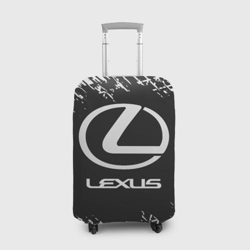 Чехол для чемодана 3D LEXUS / ЛЕКСУС Фото 01