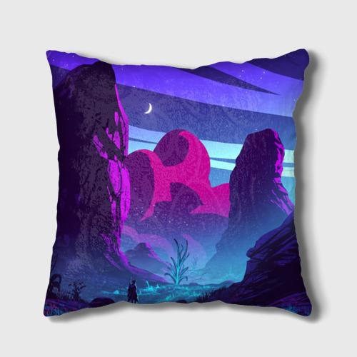 Подушка 3D Фентези Фото 01