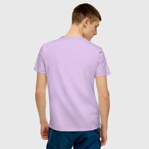 Мужская футболка хлопок 8 бит Латте Фото 01