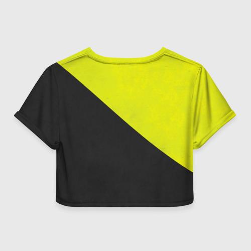 Женская футболка Crop-top 3D ASICS Фото 01
