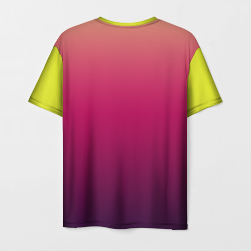 Мужская футболка 3D+ Зомби Даффи Фото 01