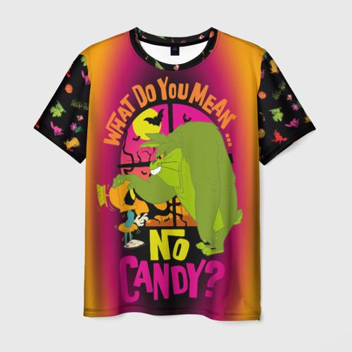 Мужская футболка 3D+ What Do You Mean... No Candy? Фото 01