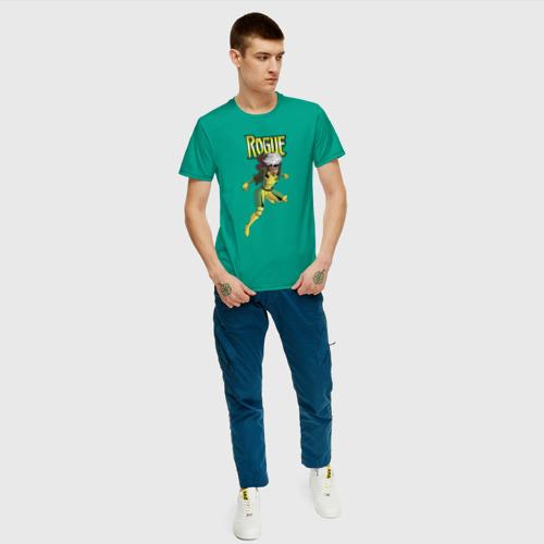 Мужская футболка хлопок Rogue Фото 01