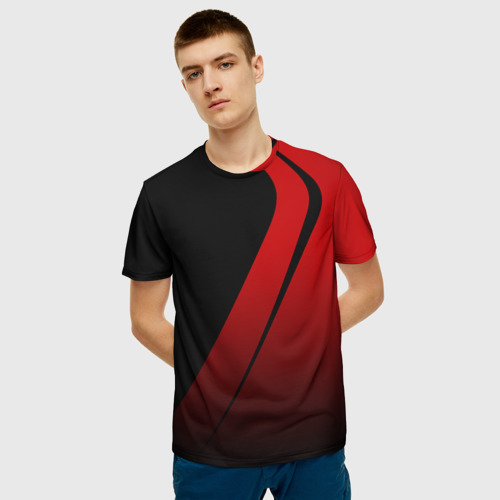 Мужская футболка 3D SPORT WEAR Фото 01