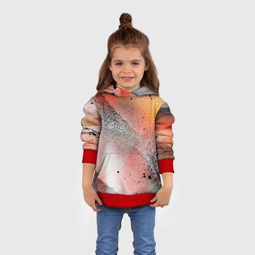 Детская толстовка 3D Абстракция Фото 01