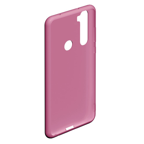 Чехол для Xiaomi Redmi Note 8 Линейная абстракция Фото 01