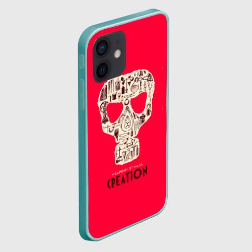 Чехол для iPhone 12 Pro Mini Оружие массового созидания Фото 01