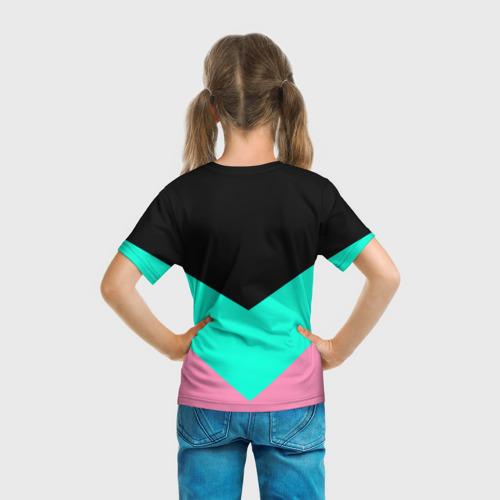 Детская футболка 3D FALLING STAR | ПАДАЮЩАЯ ЗВЕЗДА за  1090 рублей в интернет магазине Принт виды с разных сторон