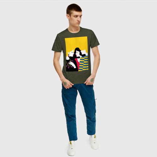 Мужская футболка хлопок Pop art 49 Фото 01