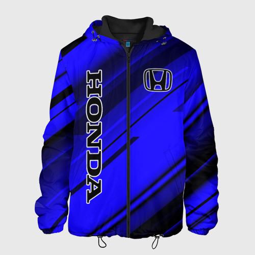 Мужская куртка 3D Спорт Стиль | HONDA Фото 01