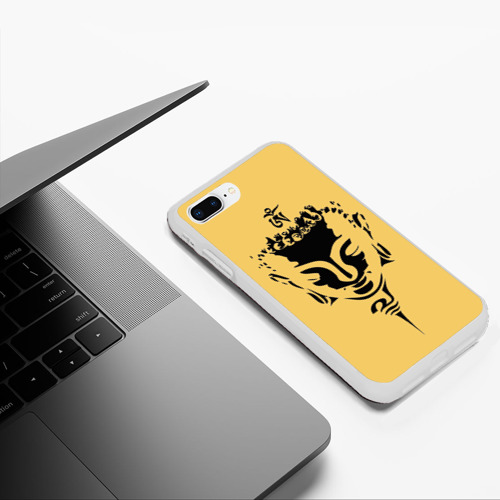Чехол для iPhone 7Plus/8 Plus матовый Будда Фото 01