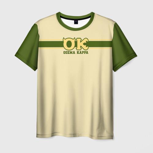 Мужская футболка 3D+ Майк Вазовски Фото 01