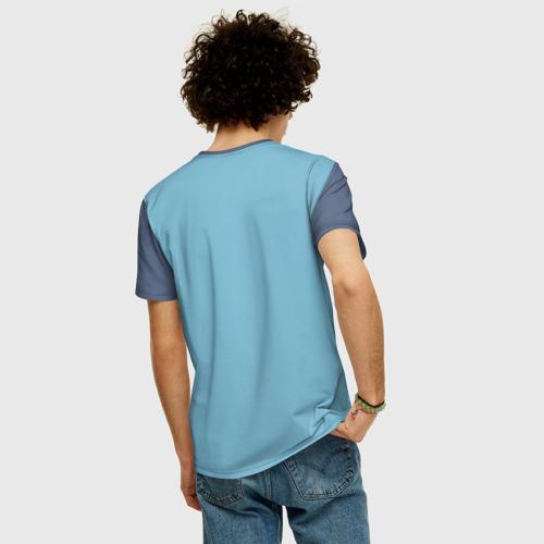 Мужская футболка 3D+ Гномики Фото 01