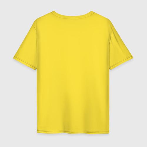 Мужская футболка хлопок Oversize Утренний кофе Фото 01