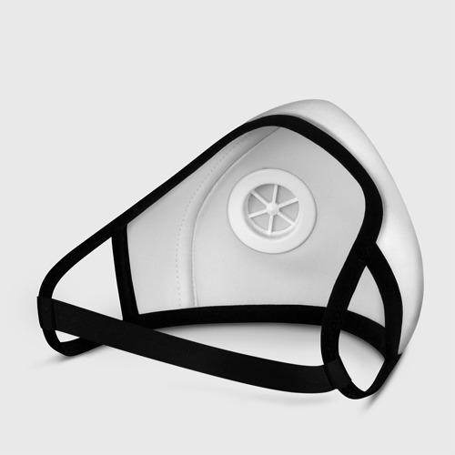 Маска из неопрена ганнибал лектер маска Фото 01