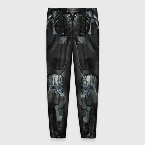 Мужские брюки 3D Киборг Фото 01