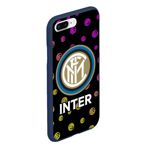 Чехол для iPhone 7Plus/8 Plus матовый INTER / Интер Фото 01