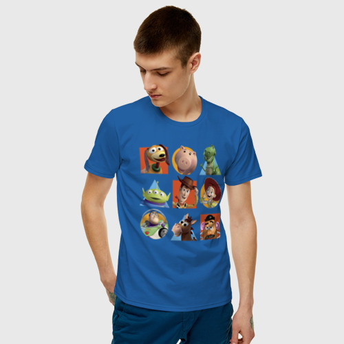 Мужская футболка хлопок Toy Story Фото 01
