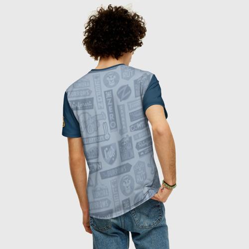 Мужская футболка 3D+ Chief Bogo Фото 01