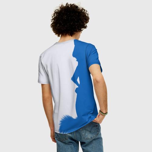 Мужская футболка 3D+ Nick Sly Fox Фото 01