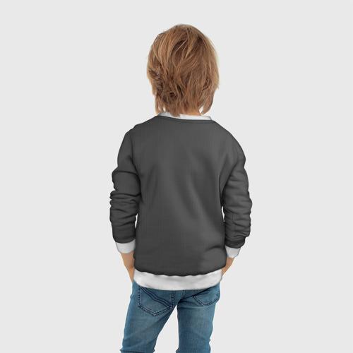 Детский свитшот 3D Форма Когтеврана Фото 01